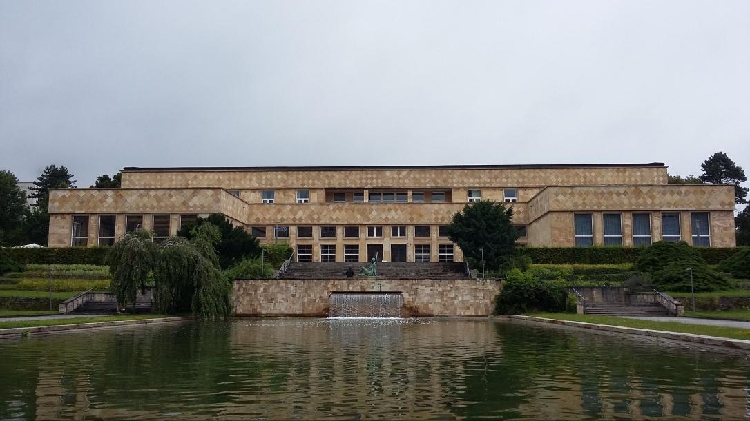 Mensa Goethe Universität